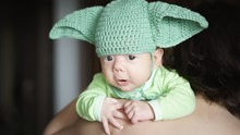 Does Baby Yoda have the answers?
