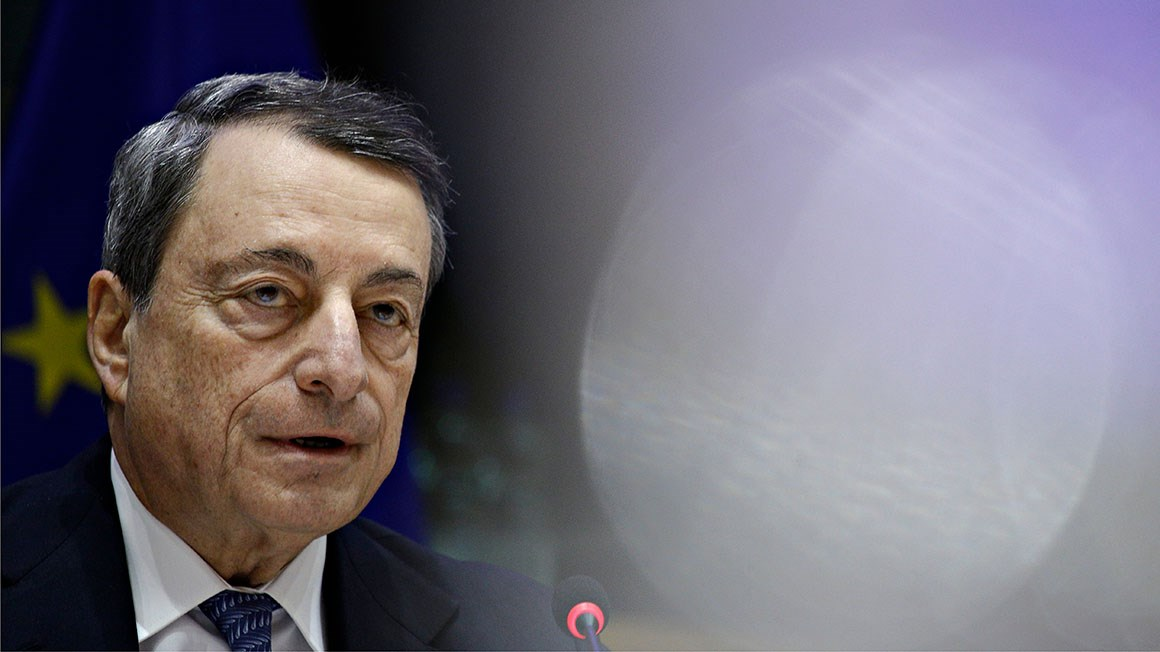 Draghi keeps his weapons in reserve for now