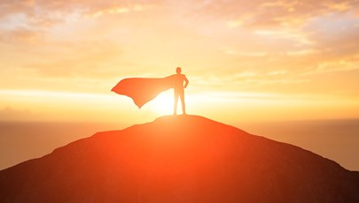 The central bank caped crusaders